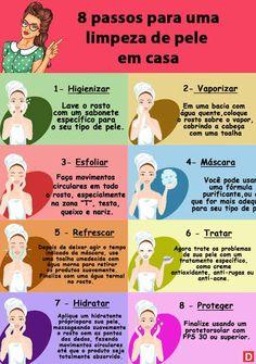 Face Care Tips, Face Care Routine, Beauty Care, Beauty Skin, Skin Care Spa, Face Massage, Peeling, Tips Belleza, Facial Care