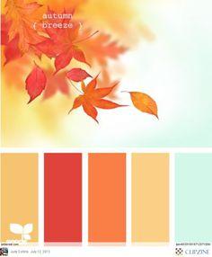 Color Palette- office idea, take 4