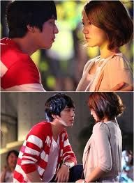 (Park Shin Hye & Jung Yong Hwa) Cnblue, Minhyuk, Jung Yong Hwa, Park Shin Hye, Jonghyun, Lee Min Ho, Korean Drama, Kdrama, Heartstrings