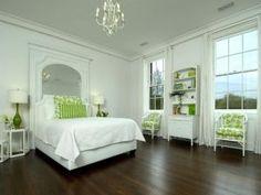 Bedroom. Live a luscious life with LUSCIOUS: www.myLusciousLife.com