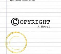 copyright a novel - book promo