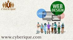 #Web #Design -   #Web #Design #Services offering wide range of web design, development, ecommerce and SEO services to its client in India and Worldwide. See more.. http://www.cyberique.com/web-design-service.php