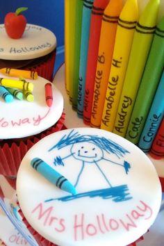 Thank You Teacher! - Cake by CakeyCake - CakesDecor