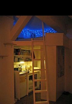 Stary night in your own bedroom!!!
