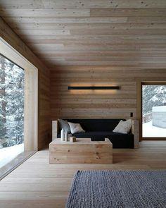 """239 likerklikk, 1 kommentarer – Vilde (@scandinavianretreat) på Instagram: """"Cabin inspiration via #pintrest #vildej #cabin #em2architekten """""""