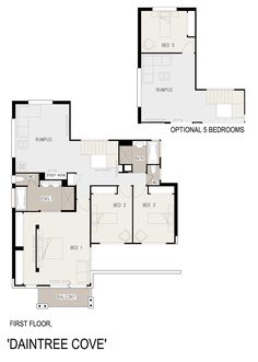 Daintree Cove - Double Storey | Marksman Homes | Illawarra and Southern Highlands