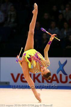 Dina Averina (Russia), World Cup (Espoo) 2016
