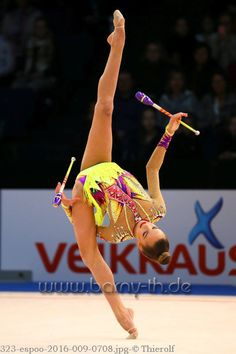 Dina Averina (Russia), World Cup (Espoo) 2016