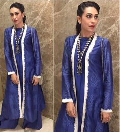 Am:pm# Karishma Kapoor # jacket # Pallazo #