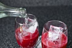 Smitten Kitchen's blackberry gin fizz--a good way to use up all those blackberries growing on the back hill.