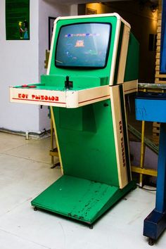 Soviet Arcade games from the 70's
