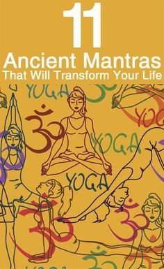 11 Ancient Mantras That Will Transform Your Life: Don't you wonder why ancient mantras have become remarkably popular these days? There is something profound and mystical about these mantras that will transform your life. Meditation Musik, Easy Meditation, Chakra Meditation, Mindfulness Meditation, Mantra Meditation, Meditation Scripts, Good Night Yoga, Yoga Kundalini, Pranayama