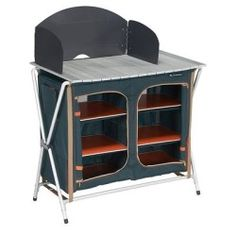 Camping furniture Camping - Kitchen table QUECHUA - Camping Equipment