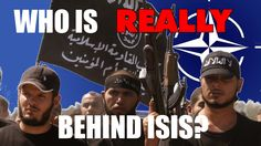 #How about the CiA...?  That's my guess...Who Is REALLY Behind ISIS?