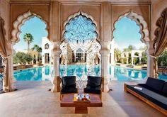 #Decoración por países #5: fantasía y lujo de estilo árabe