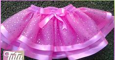 Best quality Newborn baby Skirt Dresses for your own personal newborn baby, We have now a nice collection of made by hand baby toddler tutu long dresses. Baby Skirt, Baby Dress, Little Girl Dresses, Girls Dresses, Long Dresses, Party Dresses, Cinderella Tutu, Fabric Tutu, How To Make Tutu