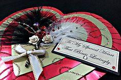 "Luxury Valentine Card ""Fertile Love"""