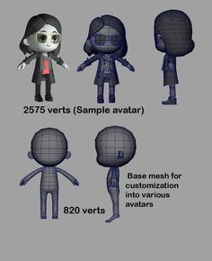 LOWPOLY (sub 1000~ triangle models) - Page 451 - Polycount Forum