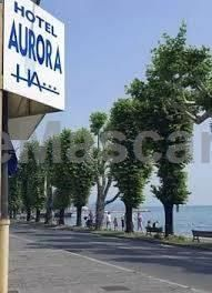 Hotel Aurora Desenzano del Garda Set directly on Desenzano del Gardas lakeside promenade, Hotel Aurora features air-conditioned rooms with free Wi-Fi, and a lake-view breakfast room overlooking Sirmione Peninsula. Parking is free.