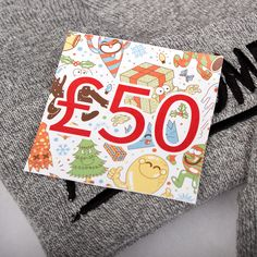 AWESOME ADVENT DAY 17: Would you like to win this £50 voucher? Then 'like' this pin. One lucky person who does so will win it.   Full details Day 17: http://awsmr.ch/AwesomeAdvent  PS: You must be following us to win!