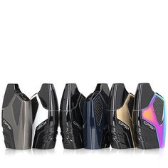 SMOKJOY OPS-1 ULTRA PORTABLE POD KIT: The Smokjoy x Alur OPS-1 Ultra Portable Starter Kit is a revolutionary vape with aggressive but modern styling featuring an integrated 1100mAh rechargeable battery and two differing types of refillable pods for reliability and customization.