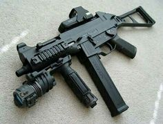 UMP 45 Loading that magazine is a pain! Get your Magazine speedloader today! http://www.amazon.com/shops/raeind