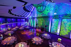 Wedding Reception Decor - Wedding Reception Lighting | Wedding Planning, Ideas & Etiquette | Bridal Guide Magazine