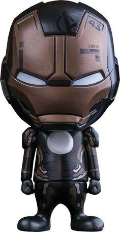 Gorące zabawki Iron Man Mark XLIII Wersja Tryb Stealth Wersja kolekcjonerska