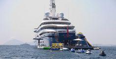 al mirqab yacht | Al'Mirqab Yacht at Costa Smeralda | Flickr - Photo Sharing!