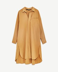 Image 8 of SHIRT DRESS from Zara