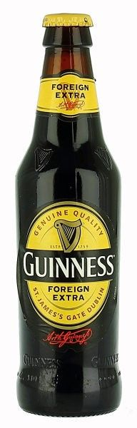 Guinness Extra Foreign Stout (BB Date 31/03/16)