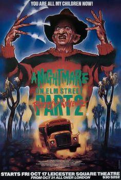 A nightmare on elm street 2 - Die Rache