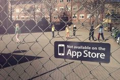 Not available on the App Store