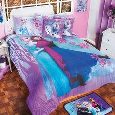 Frozen Full Size Bedding Set