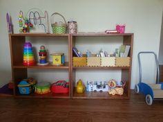 The first rule in organizing is everything has a home. Its a simple rule and the most important, but often overlooked. So, if it doesnt have a home - assign one.