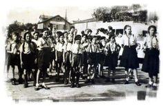 1946-1948, Louveteaux sortie de meute