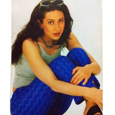Bollywood Star Actress - Karisma Kapoor - Rare Old Post card Postcard Star Actress, Indian Film Actress, Pakistani Actress, Indian Actresses, Most Beautiful Bollywood Actress, Beautiful Actresses, National Film Awards, Karisma Kapoor, Vintage Bollywood
