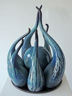 Ceramic Sculpture by David Millidge