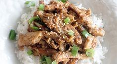 Pineapple Teriyaki Crockpot Chicken #247moms