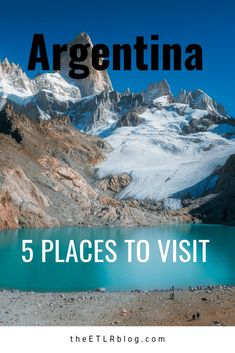 5 Places You Should Definitely Visit in Argentina Argentina in South America is a land of immense diversity, both in its landscapes and cultures. And You Have To Check Out These 5 Places in Argentina! Cool Places To Visit, Places To Travel, Travel Destinations, Places To Go, Food Places, Visit Argentina, Argentina Travel, South America Destinations, South America Travel