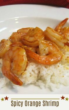 Sweet shrimp glistening is a sauce of orange juice, garlic, Old Bay, cayenne and butter. An easy and delicious dinner. Best Grilled Shrimp Recipe, Best Shrimp Recipes, Pork Rib Recipes, Grilled Meat, Seafood Recipes, Vegetarian Recipes, Sweet Shrimp, Bbq Pork Ribs, Eating Vegetables
