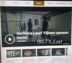 KOTI&SISUSTUS. MTV3 LAURIN TALOT Ohjelmasarja 10/10. DESIG, EKO, ENERGIA&ÄLY TALOT. Laurin Upea talo, Talot Valmiina&Tuparit…  6.6.2017