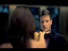 LOVE, LOVE, LOVE this!!!! Castle's Wild Imagination - Castle Commercial 03.29.2010