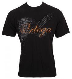 Ortega, T-Shirt, Shirt, Tee, Merchandise, Meinlshop, Classicguitar, Classical Guitar, Modellnummer: OER-OTSGI
