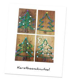 Ann's DIY ♡ Kerst is voor veel kinderen genieten… Maar soms duurt het ook wel erg lang voordat de gourmet begint. Wat is er leuker dan samen te knutselen? ♡ www.liefslabel.nl