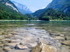 Lago di Tenno Italie - Een prachtig bergmeer in Italie