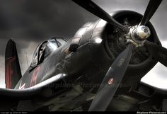 Private F-AZYS aircraft at Duxford photo