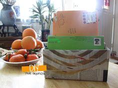 Cardboard organizer craft papper pinterest mail sorter cardboard organizer craft papper pinterest mail sorter cardboard organizer and tutorials solutioingenieria Choice Image