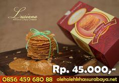Almond Crispy Cheese Surabaya Online Lusiana, almond Crispy di Surabaya, Surabaya, Almond, Cheese, Desserts, Food, Tailgate Desserts, Deserts, Almond Joy, Meals