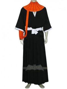 Bleach Ayasegawa Yumichika Cosplay Costume $69.99 http://www.cosplayknot.com/bleach-ayasegawa-yumichika-cosplay-costume.html
